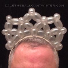 Ice Crystal Tiara Hairband.