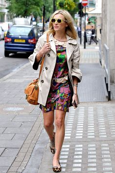 Fearne Cotton - Street Style - Getty Images Fearne Cotton, Winter Time, Fall Winter, Autumn, Fashion Ideas, Women's Fashion, Cotton Style, Casual Wear, Celebrity Style