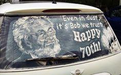 La vostra auto è sporca? niente paura ci pensa Scott Wade a ripulirla!