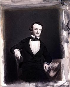 How did Edgar Allan Poe arrive in the far-western parts of the country, in Minnesota Territory, two years after his death? In Mary Elizabeth Bronson Sylvia Plath, Edgar Allan Poe, Ernest Hemingway, Intj, Counting Crows, Hp Lovecraft, John Keats, Daguerreotype, World Of Books