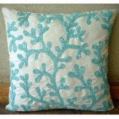 Luxury Aqua Blue Throw Pillows Cover, Sea Weeds Beach and... https://www.amazon.com/dp/B004NPXUBE/ref=cm_sw_r_pi_dp_x_IaANyb9CDE9YJ