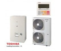Toshiba HWS-803H-TR 8 kW  Isı Pompası