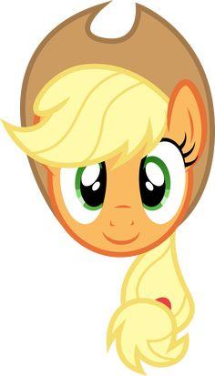 Applejack Face by PaulySentry on DeviantArt Festa Do My Little Pony, My Little Pony Costume, Little Pony Cake, My Little Pony Birthday Party, Raimbow Dash, My Little Pony Applejack, Images Instagram, Little Poni, Unicorn Horse