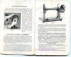 manual de maquina de coser negrita - Buscar con Google