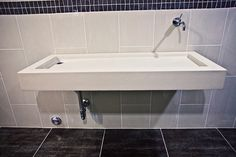 Concrete Bath, Concrete Sinks, Concrete Countertops