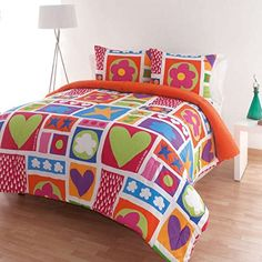2 Piece Girls Rainbow Comforter Set Twin Reversible Beddi... https://www.amazon.com/dp/B01IOCZBH2/ref=cm_sw_r_pi_dp_x_Uq74yb303STGP