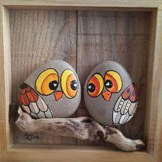 16 Adornos decorativos para el hogar con piedras ~ Mimundomanual