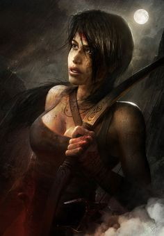 30  Tomb Raider Reborn illustrations and Deviantart Contest