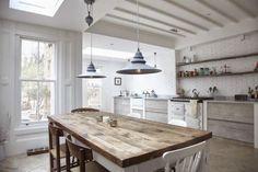 La semana decorativa: cómo combinar el blanco que tanto triunfa en las cocinas