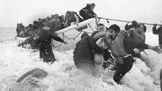 Survivors of the Wahine disaster make it to shore in a lifeboat on April Auckland New Zealand, 45 Years, Shipwreck, 50th Anniversary, Sailing, Boat, April 10, Park, History