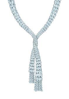 Tiffany & Co. 2014 Blue Book Diamond Necklace