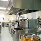 Bar & Restaurant, Agreeable Modern Restaurant Kitchen Interior Design Ideas Complete With Appliances Stoves In Metal Chrome Scheme Decorating For Your Inspirations: Luxurious Restaurant Design Ideas Restaurant Layout, Restaurant Kitchen, Restaurant Design, Industrial Restaurant, Restaurant Ideas, Kitchen Design Software, Commercial Kitchen Design, Commercial Kitchen Equipment, Home Design