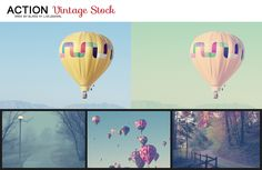 vintage_stock_photoshop actions