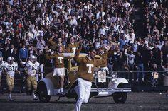 Georgia Tech Ramblin Wreck  - in memory of Ricardo Ingram.