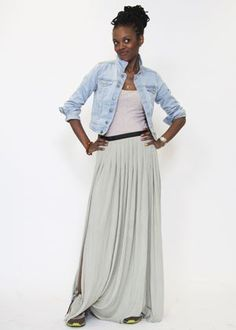 Ditch Your Pants! Five Lucky Editor Outfits That Are All About Skirts
