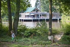Huttopia Senonches  - Département Eure-et-Loir région Centre www.vacances-originales.fr
