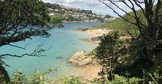 Devon Beach, Devon Holidays, British Beaches, Town And Country Magazine, South West Coast Path, Walking Routes, South Devon, Rock Pools, Sandy Beaches