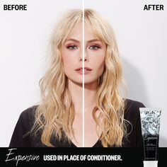 Shop IGK's Expensive Amla Oil Hi-Shine Topcoat at Sephora. This in-shower protective gloss adds high shine and intensely softens for healthier-looking hair. Sasha Fitness, Bleached Tips, Maroon Hair Colors, Amla Oil, Mens Hair Colour, Natural Hair Conditioner, Wedding Hair Colors, Hair Frizz, Colored Hair Tips