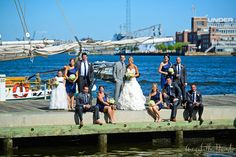 Sacred Heart and Legg Mason Building Wedding in Baltimore : Erin and Jim » Maryland Wedding Photography by Annabelle Dando