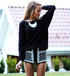 short, imaginari closet, outfit