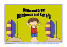 $ On sale $2.99 regularly $3.99 Common Core Standards are included. This packet contains Diphthongs and Soft C and G.  Included are ea (short e), ou, ow, both sounds for oo, oi, o...