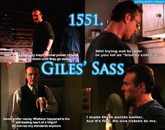 BtVS - Giles