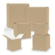 DIY Adventskalender Schachteln 24x Quader Würfel gemischt   Etsy Advent Calendar Boxes, Carton Box, Cube, Crafts, Etsy, Color, Boxes, Paper Board, Brown
