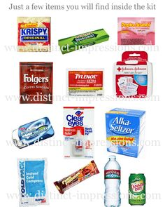 Hangover kit for gift bags -- put some of this stuff in guest kit for the oar concert Birthday Presents, 40th Birthday, 21st Birthday Gifts For Guys, Birthday Parties, 21st Bday Ideas, Wedding Favours, Diy Wedding, Wedding Ideas, Creative Gifts