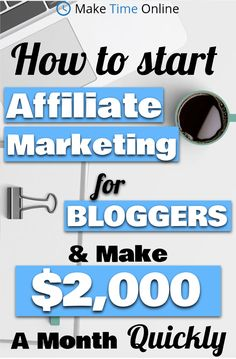 If you are looking into starting an online business then this is possible one of the best ways to work from home. Learn the best affiliate marketing tips and discover the best affiliate marketing programs with this course. Learn how to make money online a Marketing Program, Business Marketing, Internet Marketing, Online Marketing, Online Business, Marketing Training, Digital Marketing, Marketing Products, Marketing Videos