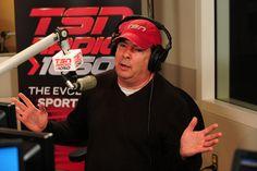 Mike Richards hits the air on TSN 1050