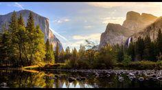 Recorrido en Mula en el Parque Natural de Yosemite- California  TvAgro p...