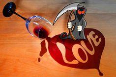 Rooiwyn, sal ons ooit weet? - SA Dieet Wine Glass, Tableware, Dinnerware, Tablewares, Dishes, Place Settings, Wine Bottles