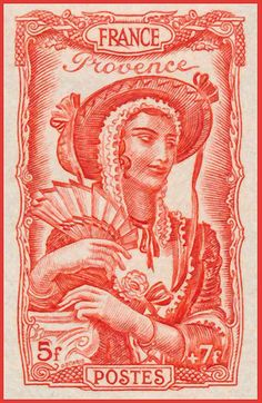 I uploaded new artwork to fineartamerica.com! - 'Provence Stamp' - http://fineartamerica.com/featured/1-provence-stamp-lanjee-chee.html via @fineartamerica