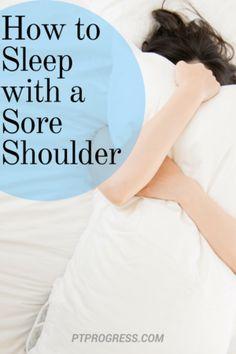 How Do You Sleep with a Sore Shoulder and After Shoulder Surgery Neck And Shoulder Exercises, Shoulder Muscles, Shoulder Exercises Physical Therapy, Shoulder Workout, Shoulder Rehab, Shoulder Problem, Shoulder Tendonitis, Shoulder Injuries, Shoulder Surgery Recovery