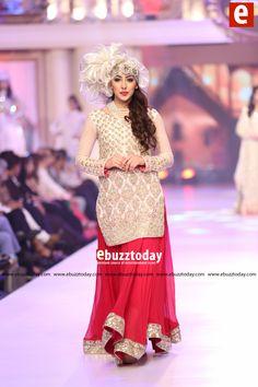 RIZWAN AHMED: 'Jannat' collection at Telenor Bridal Couture Week 2015 (#TBCW2015)
