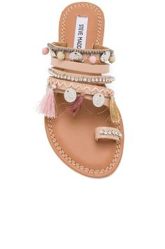 Shop for Steve Madden Rippel Sandal in Blush Multi at REVOLVE. Free day ship… Shop for Steve Madden Rippel Sandal in Blush Multi at REVOLVE. Free day shipping and returns, 30 day price match guarantee. Women's Shoes, Cute Shoes, Me Too Shoes, Shoe Boots, Ankle Boots, Shoes Style, Golf Shoes, Shoes Sneakers, Casual Sneakers