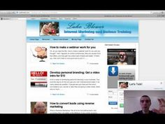 How to make a clickable link on your facebook profile to your page and w...