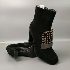 Now in our store: Round toe rhinest... Check it out here!http://simplysonya731.net/products/krazing-pot-new-arrival-round-toe-rhinestone-thick-heel-runway-fashion-boots-party-winter-shoe-slip-on-women-mid-calf-boots-l2f1?utm_campaign=social_autopilot&utm_source=pin&utm_medium=pin