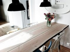 2 K A N T: Vores nye spisebord!