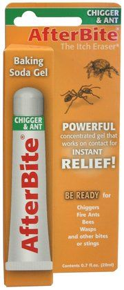 Adventure Medical Kits Tender Corporation AfterBite Chigger & Ant Insect Bite Treatment