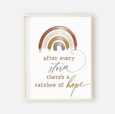 These nursery art prints are absolutely stunning. With peach and coral watercolor florals and touches of greenery, they will make your baby girls nursery POP! Nursery Wall Decor, Nursery Design, Nursery Art, Girl Nursery, Nursery Ideas, Room Ideas, Rainbow Baby Quotes, Rainbow Quote, Rainbow Sayings