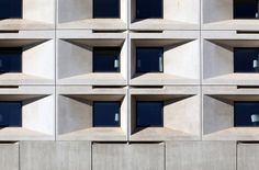 Murray D. Lincoln Campus Center at UMass in Amherst MA designed by Marcel Breuer in 1970.