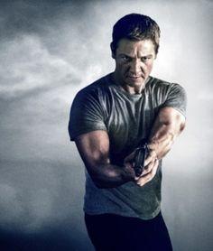 Jeremy Lee Renner/ The Bourne Legacy Jeremy Renner, Hawkeye Avengers, Avengers Fanfic, Bourne Legacy, Robin, Man Thing Marvel, Clint Barton, Marvel Actors, Film Serie