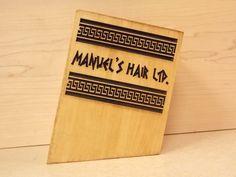 Shear Case with Logo, Hairdresser Scissor holder, Stylist Scissor Case, Customized, JC Scissor Block, Salon Accessories - pinned by pin4etsy.com