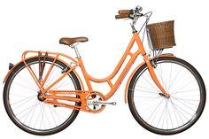 SPIRIT ORANGE - Raleigh Street Bikes