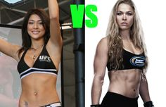 UFC ring girl Arianny Celeste says Ronda Rousey not a good role model for women | Pro MMA Now