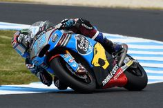 Alex Marquez, Australian Moto2 2015