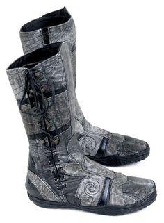 Ayya Spiral Tabi Ninja Boots - 2015 Verillas