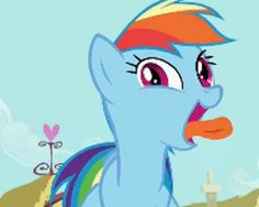 Rainbow Dash GIF | Rainbow dash gif - My Little Pony Friendship is Magic Photo (29350565 ...