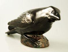 Hrafn Keramik - 1939. Merkt. 12 cm  Verðmat: 80.000 - 100.000